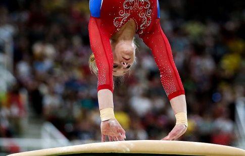 Путин поздравил российскую гимнастку Пасеку с золотом ЧМ-2017 в опорном прыжке