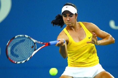 Макхэйл, Чжу Линь и Соболенко вышли в четвертьфинал турнира в Тяньцзине