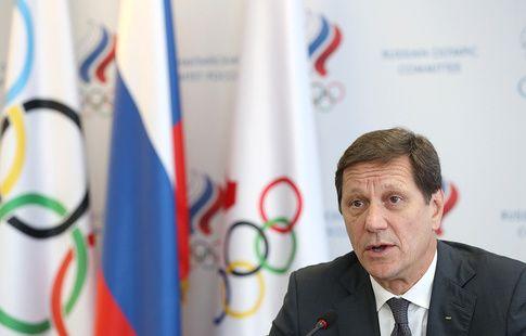 Жуков ожидает получить выводы комиссий МОК по ситуации с ОИ-2014 до ноября