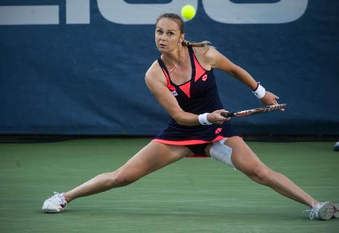Рыбарикова стала последней полуфиналисткой турнира в Линце