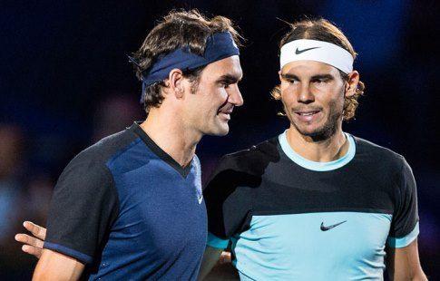 Федерер в двух сетах обыграл Надаля в финале Shanghai ATP Masters