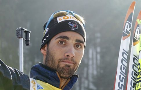 Мартен Фуркад стал 11-м в спринте на чемпионате Франции