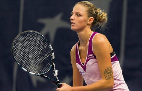 Плишкова обыграла Винус Уильямс в матче итогового турнира WTA