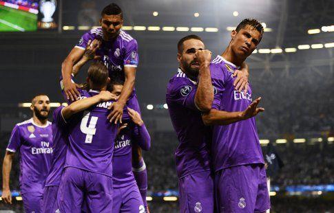 """Пять игроков """"Реала"""" попали в сборную года по версии FIFPro"""