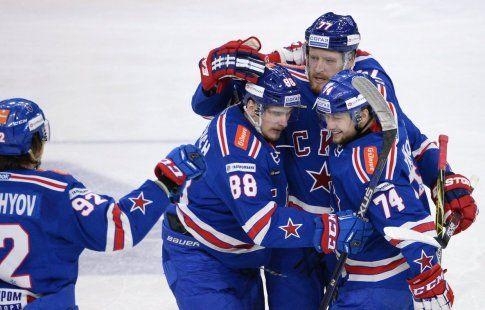 """Григоренко: """"СКА по своей игре не затерялся бы в НХЛ"""""""