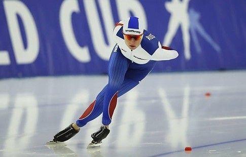 Конькобежка Воронина призналась, что всё ещё испытывает мандраж перед стартами
