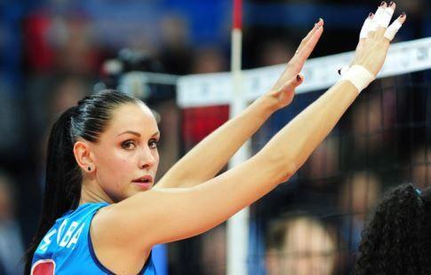 Гончарова стала самым результативным игроком четвёртого тура Суперлиги