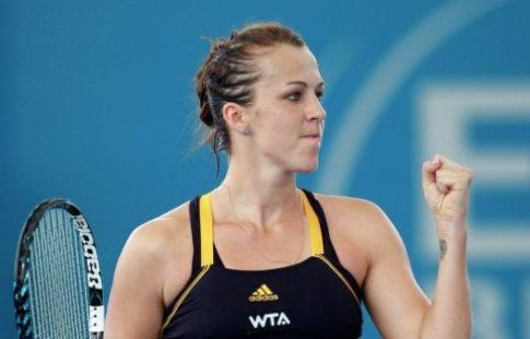 Павлюченкова сыграет на WTA Elite Trophy с Кербер и Барти