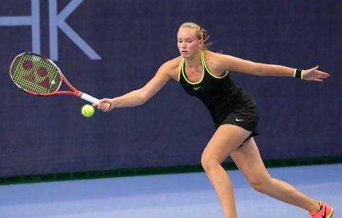 Елена Рыбакина стала седьмой на Итоговом юниорском турнире ITF