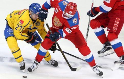 Тренерский штаб сборной Швеции вызвал в команду 11 игроков из КХЛ на Кубок Карьяла