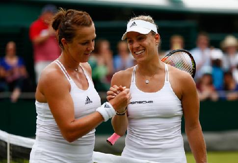 Теннис, WTA Elite Trophy, Павлюченкова – Кербер, прямая текстовая онлайн трансляция