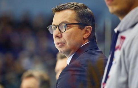 Илья Воробьёв будет работать с олимпийской сборной России по хоккею на Кубке Германии