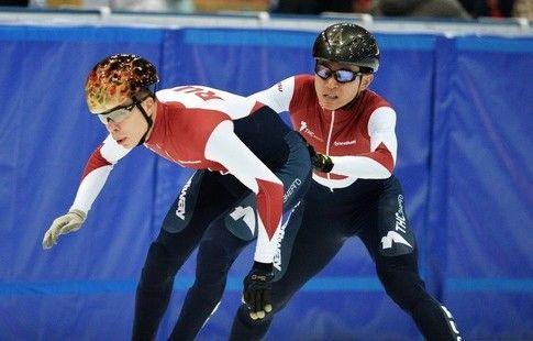 Стал известен состав сборной России по шорт-треку на этапы КМ в Шанхае и Сеуле