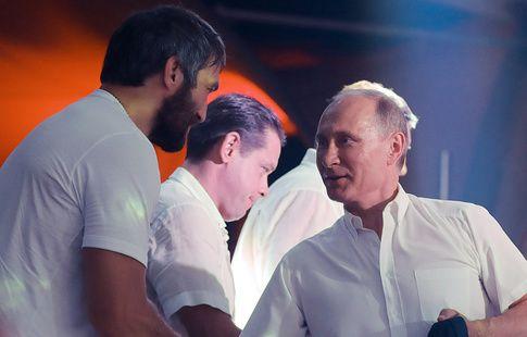 Овечкин объявил о создании общественного движения Putin Team