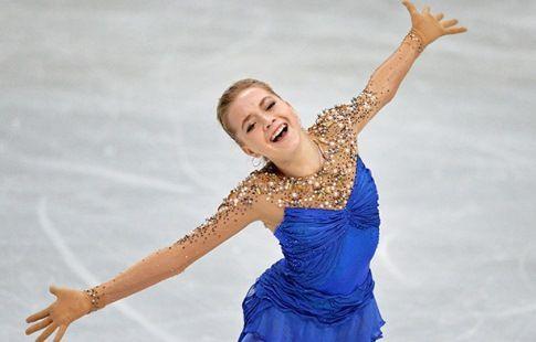 Загитова выиграла этап, Радионова - на третьей позиции
