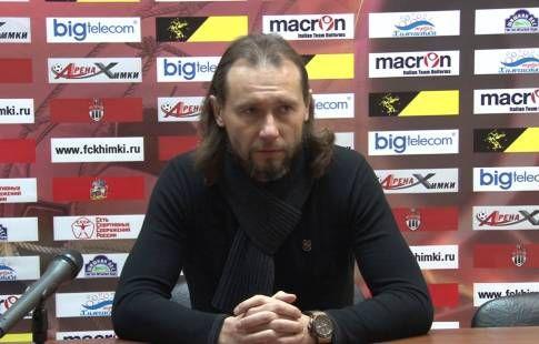 """Владимир Маминов: """"Хочу поздравить ребят с выездной победой над """"Зенитом"""""""