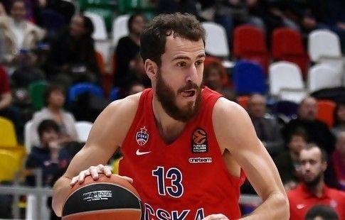 Защитник ЦСКА Родригес назвал безумием наложение календарей FIBA и Евролиги