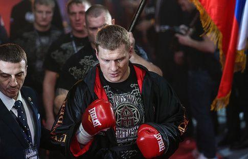 "Рябинский: ""WBC снял с Поветкина пожизненную дисквалификацию"""