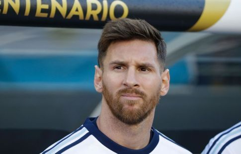 Месси назвал фаворитами ЧМ-2018 команды Бразилии, Германии, Испании и Франции