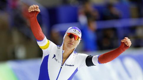 Кулижников - шестой на этапе Кубка мира в Херенвене