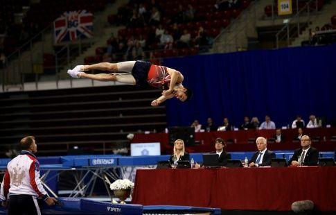 Сборная России завоевала два золота в третий день чемпионата мира по прыжкам на батуте