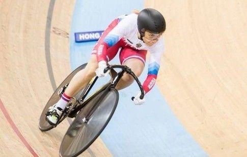 Стал известен состав сборной России по велоспорту на треке на этап КМ в Чили