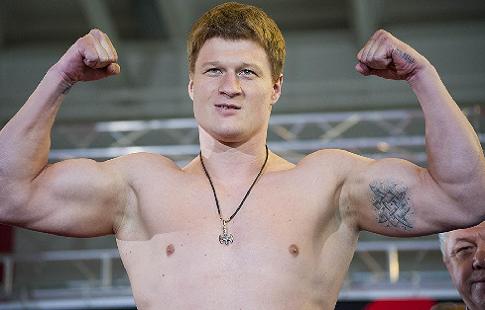 Поветкин победил Хаммера и защитил пояс WBO International