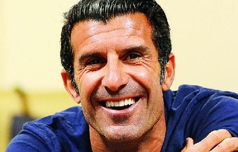 """Фигу: """"Я болельщик """"Реала"""" и надеюсь, что он всё время будет выигрывать"""""""
