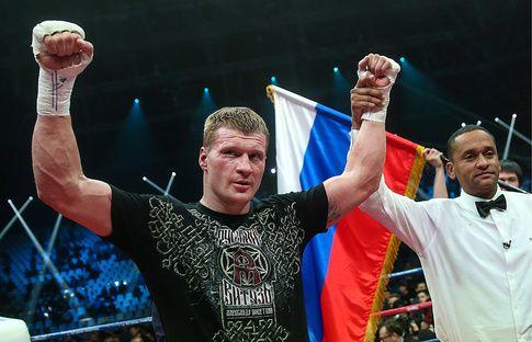 Поветкин, Лебедев или Ковалёв в 2018 году могут провести бой в Екатеринбурге