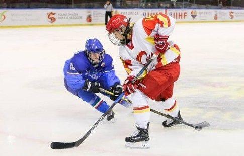 IIHF хочет увеличить количество женских команд на ОИ-2022 в Пекине