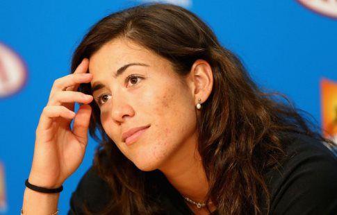 Мугуруса вышла во второй круг Australian Open