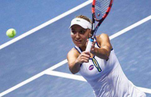 Веснина сыграет с чешкой Квитовой в первом круге турнира WTA в Санкт-Петербурге
