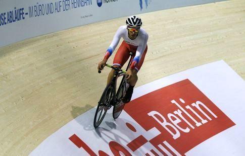 Пискунов выиграл скрэтч на турнире по велотреку в Германии
