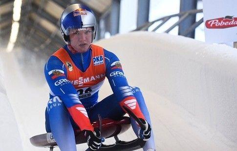 Саночник Репилов уверен, что мог занять место выше третьего на ЧЕ, если бы не ошибка на старте