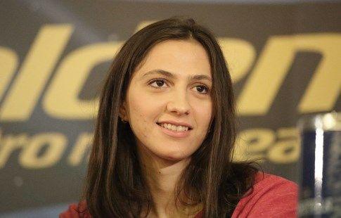 Ласицкене и Лысенко номинированы на звание лучших лёгкоатлетов Европы в январе