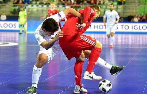 Сборная России по мини-футболу вернулась в Москву с чемпионата Европы в Словении