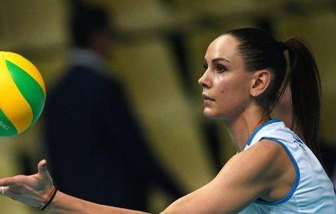 Плей-офф женского ЧР по волейболу стартует играми в Казани и Москве