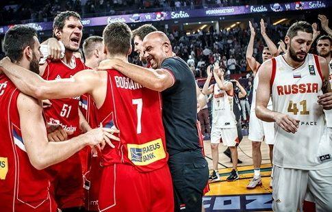 Сборная России потерпела поражение в матче квалификации ЧМ-2019 от сборной Франции
