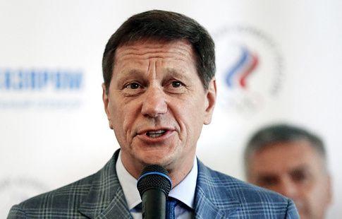 """Александр Жуков: """"Я горжусь и восхищаюсь нашей олимпийской командой"""""""
