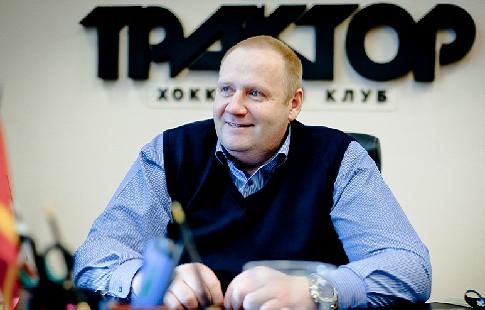"""Гомоляко: """"Трактор"""" далеко пройдёт, он может сыграть в финале Кубка Гагарина"""