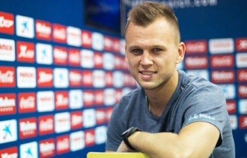 Футболист Черышев прибыл в расположение сборной России