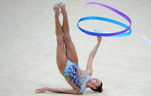 Солдатова завоевала золото в многоборье на этапе Кубка мира в Софии