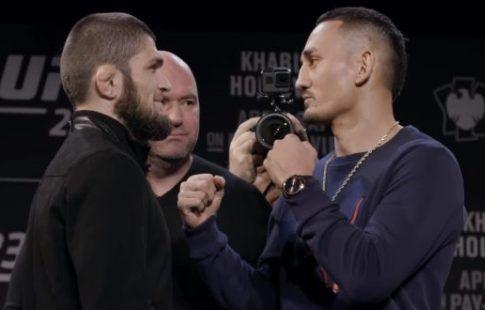Конфликт Нурмагомедова и Лобова, инцидент с Макгрегором: жаркое закулисье UFC 223