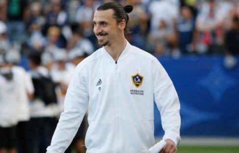 """Ибрагимович принёс победу """"Лос-Анджелесу"""" в матче MLS"""