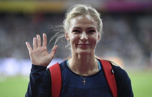 """Агент Клишиной: """"Дарья пропустила зимний сезон в связи с допингом? CAS уже все сказал на эту тему"""""""