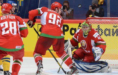 Белорусский хоккеист обрушился с жёсткой критикой на главного тренера сборной