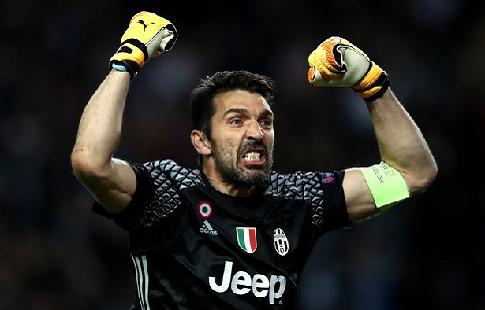 Буффон стал первым девятикратным чемпионом Италии