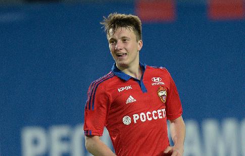 Головин вошёл в число лучших молодых игроков Лиги Европы