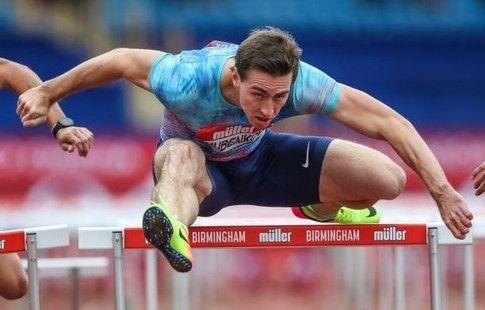 Шубенков стал вторым в беге на 110 метров с барьерами на этапе Бриллиантовой лиги