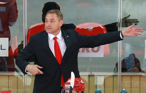 """Титов: """"Всем нравится атакующий хоккей, постараемся поставить такой в """"Тракторе"""""""